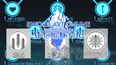 Sword Art Online: MD - Limit Breaking and Which Stats to Choose
