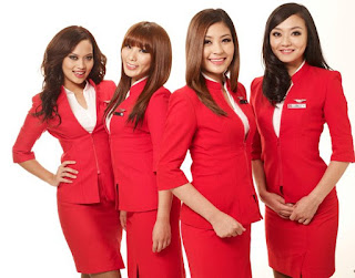 Cabin Crews AirAsia
