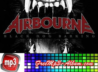 Airbourne Album Black Dog Barking