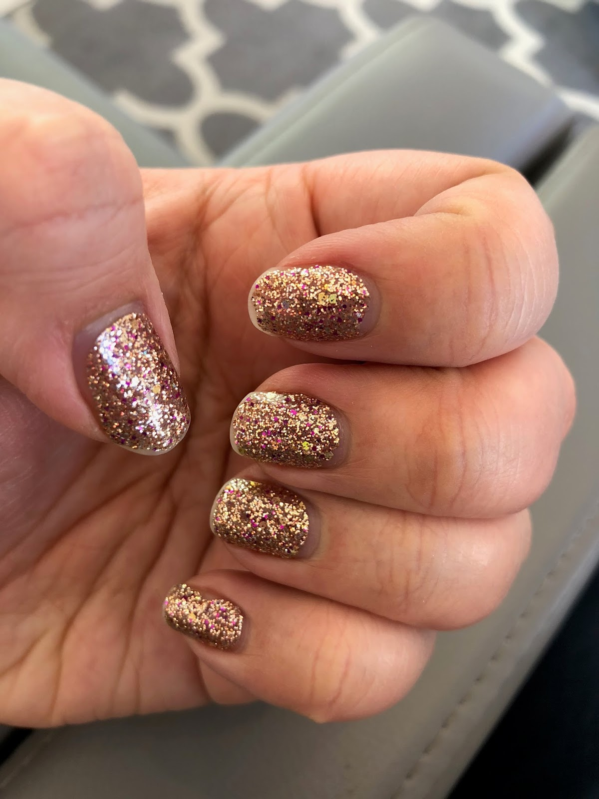 AshleyNewell.me: Color Street Nail Polish Strips Review and Giveaway