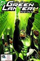 Lanterna Verde - Renascimento #6