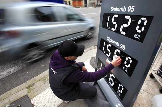 Fini de payer votre carburant toujours plus cher !