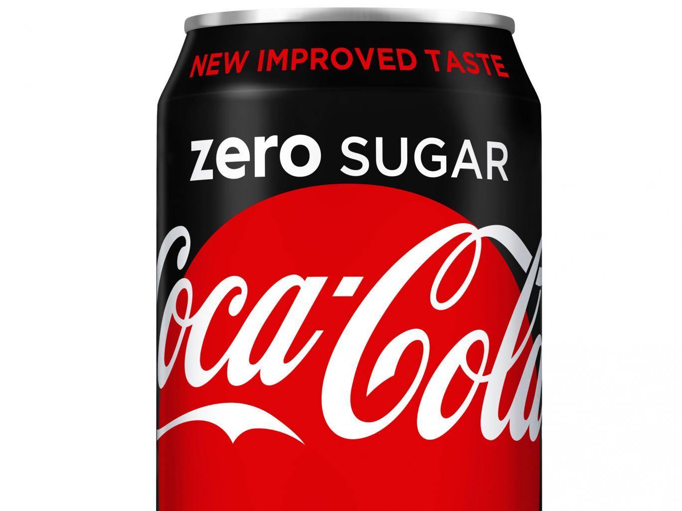 WBHS Business & Economics Blog: New Coke Zero