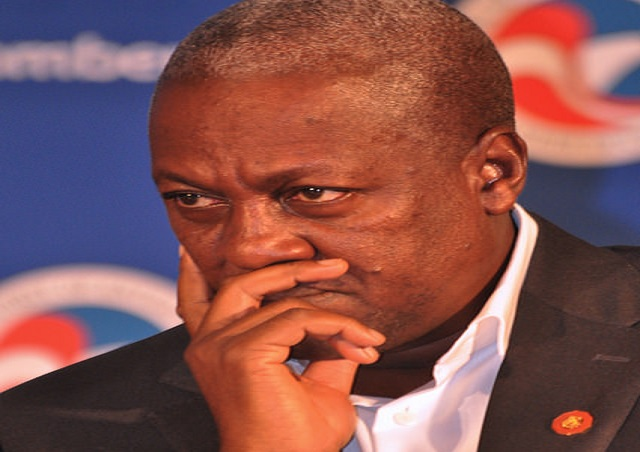 Mahama will lose 2016 elections – Intelligence Unit