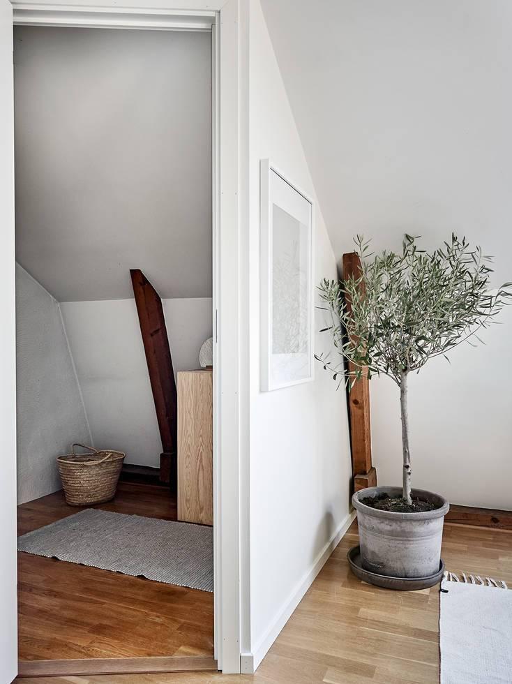 Un mic col de lini te amenajat ntr o garsonier la for Al saffar interior decoration l l c