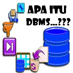 Pengertian DBMS dan Contohnya
