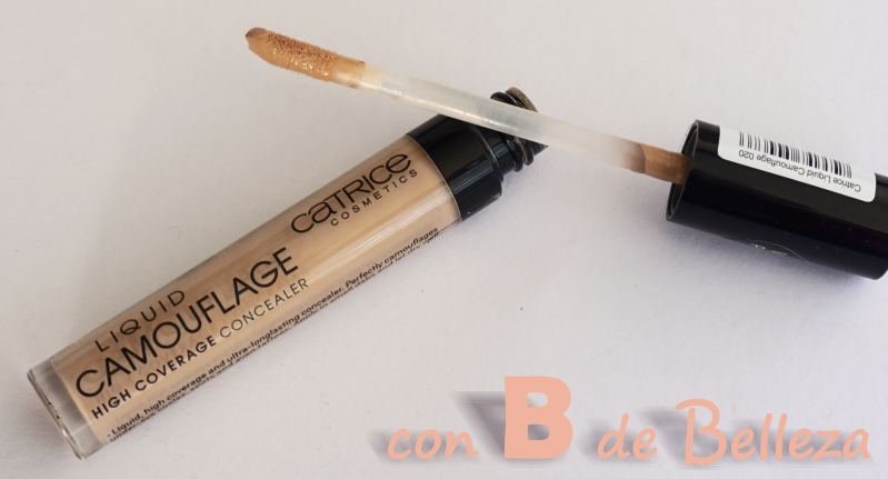 High coverage concealer Catrice