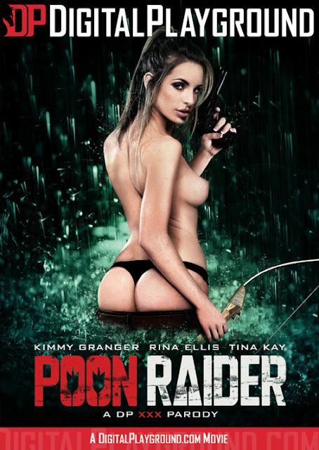 Poon Raider A DP XXX Parody [HD]