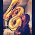 Balão Número (1 metro)