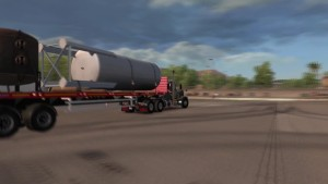 Goldhofer Flatbed Trailer V 3.5