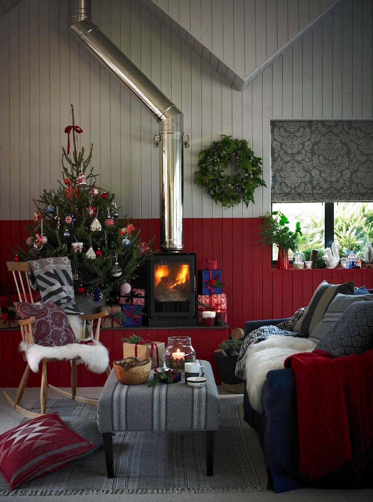 selina lake country homes interior christmas
