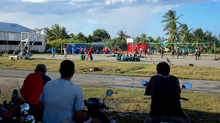 Mainsport is Volleyball in tuvalu