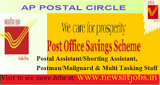 telengana-Postal-Assistant-Staff-Vacancies