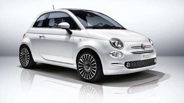 Fiat 500 - zakochanie i jazda próbna