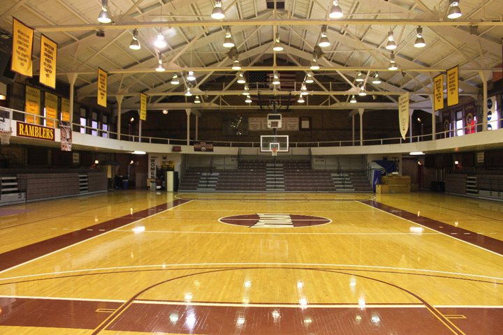 Hidden Gyms: A Legacy at Loyola
