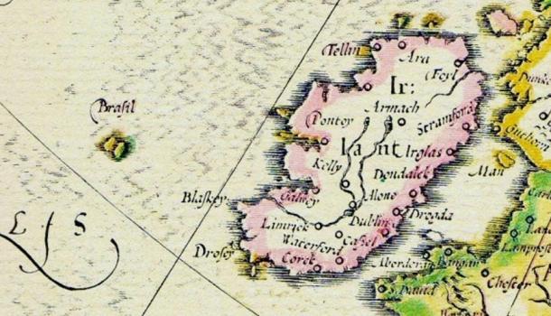 """جزيرة """" هاي - برازيل """""""