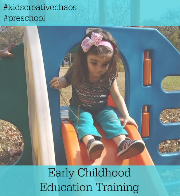 Where do you go to get Early Childhood Education Training Online?