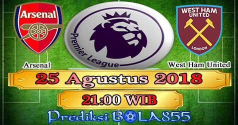 Prediksi Bola855 Arsenal vs West Ham 25 Agustus 2018