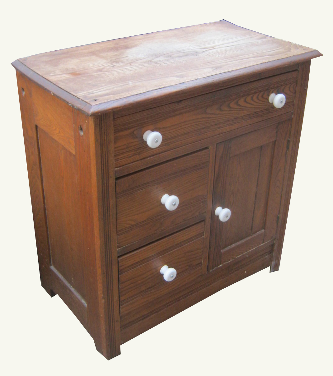 Uhuru Furniture & Collectibles: Early 1900's Wash Stand- SOLD