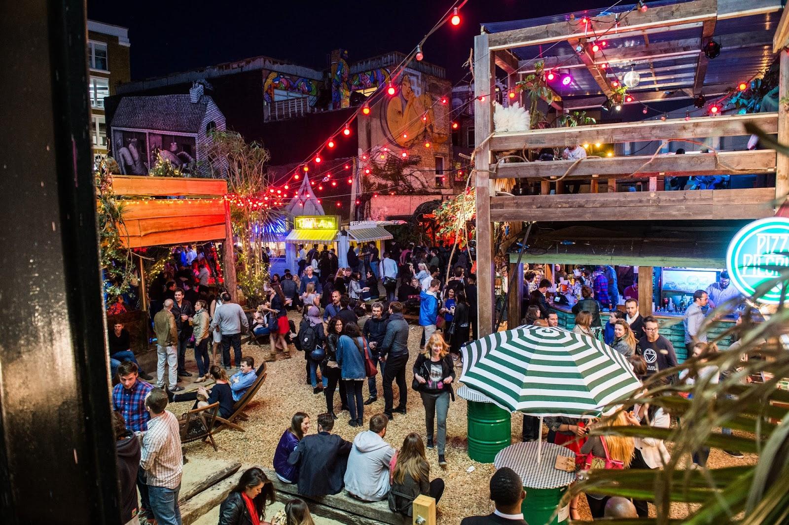 Shoreditch Food Market