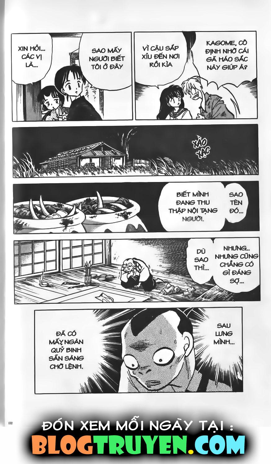 Inuyasha vol 06.7 trang 19