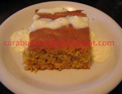 Foto Resep Brownies Wortel Sederhana Spesial Asli Enak