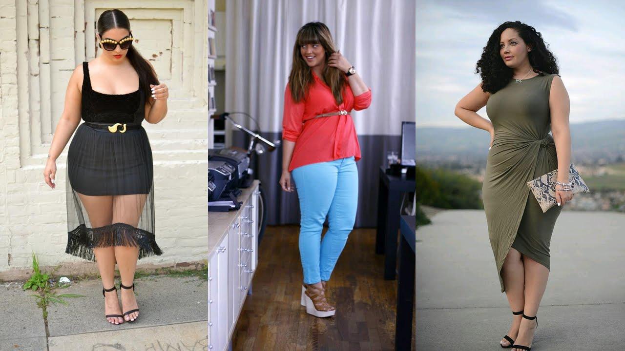 43290e9b6 Consejos de moda para gorditas