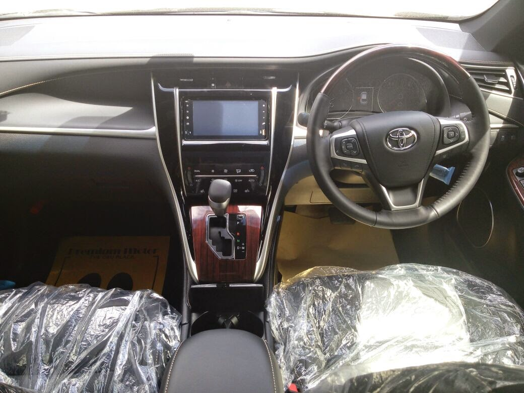 all new alphard facelift xe toyota grand avanza 2 5 sc 2017 pusat mobil cbu