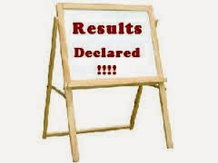 CUSAT PG LLB Result 2015 - 12/5/15 Updated