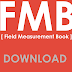 Field Measurement Book (FMB)