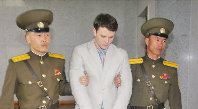 Morre estudante que foi libertado em coma pela Coreia do Norte