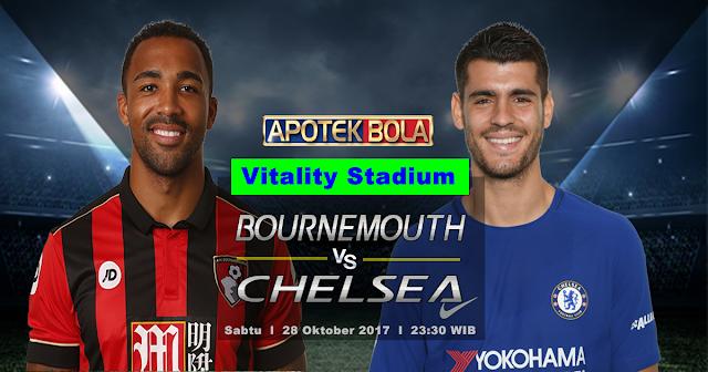 Bournemouth vs Chelsea 28 Oktober 2017