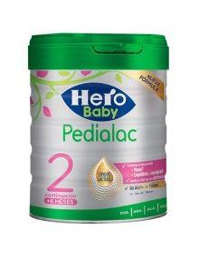 Prueba leche continuación Pedialac 2