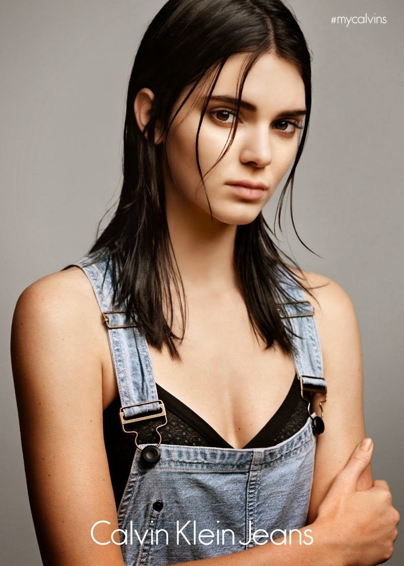Kendall Jenner lands the Calvin Klein Jeans Campaign 2015