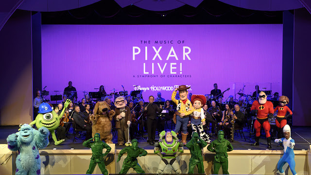 The Music of Pixar Live at Hollywood Studios