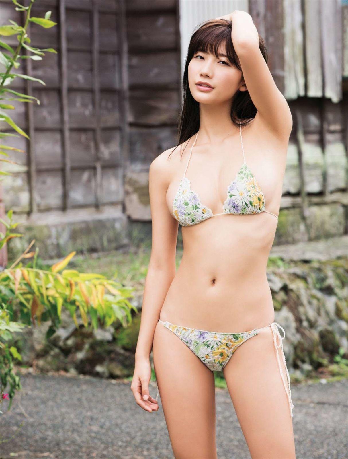 Yuka Ogura 小倉優香, Shukan SPA! 2017.10.24 (週刊スパ 2017年10月24日号)