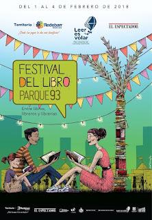 Festival Del Libro PARQUE 93 2018 2