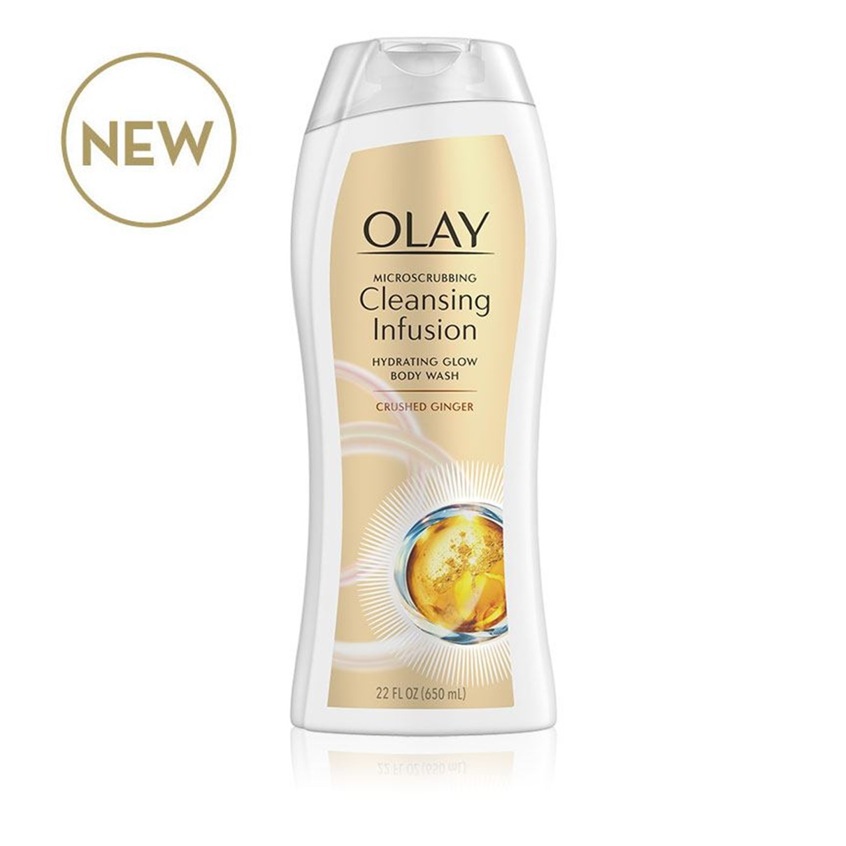 Olay Cleansing Infusion Body Washes With Deep Sea Kelp Crushed St Ives Salt Ampamp Pacific Exfoliating Wash 400ml Redefine Clean Microscrubbbing Hydrating Glow Ginger The Exclusive Formula Infuses A Non Stripping