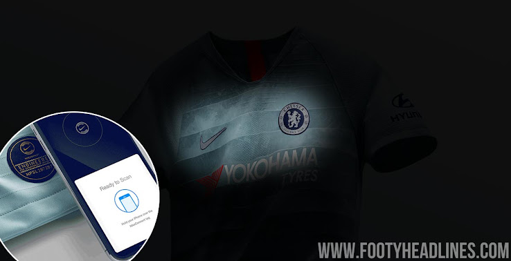 f0ddefe51 Nike to Collab with Supporters on Exclusive Chelsea Shirtholder s ...