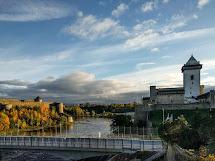 City Border Narva
