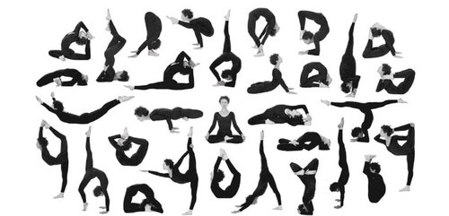 Strike It Up With Your Yoga Poses