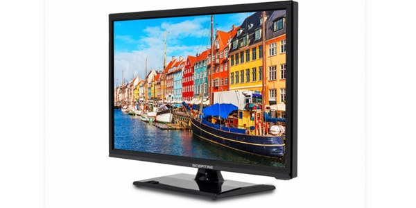 Sceptre 19 Class HD (720P) LED TV (E195BV-SR)
