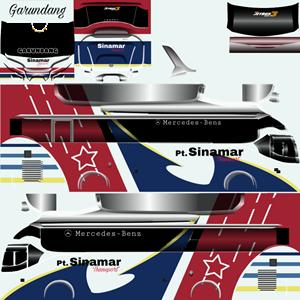 Sinamar New XHD SR2