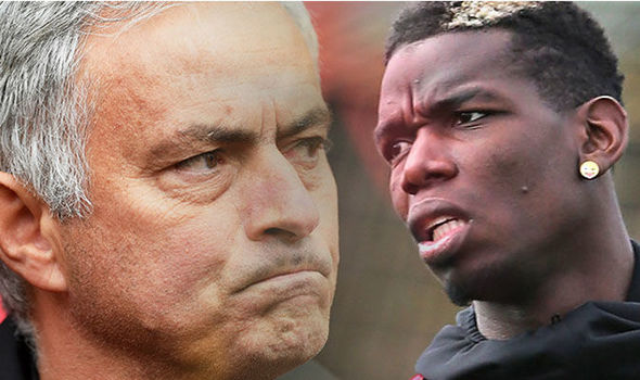 Manchester United Slams Classless And Immature Paul Pogba With £200m PriceTag