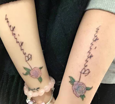 Simple Matching Love ,tattoo fixers ,new ideas for birds