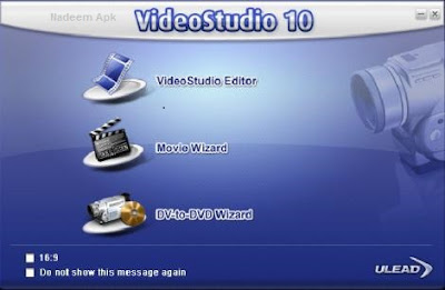 Ulead Video Studio 10 Free Download