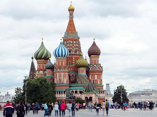 Catedral de San Petersburgo - Rusia