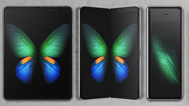 مواصفات هاتف Samsung Galaxy Fold