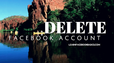 Delete Faceɓook account Permanentl
