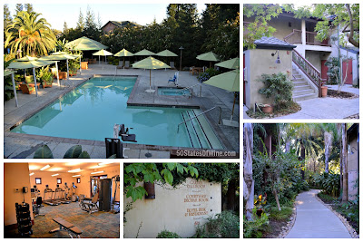 Wine and Roses, Lodi, California Hotel Review